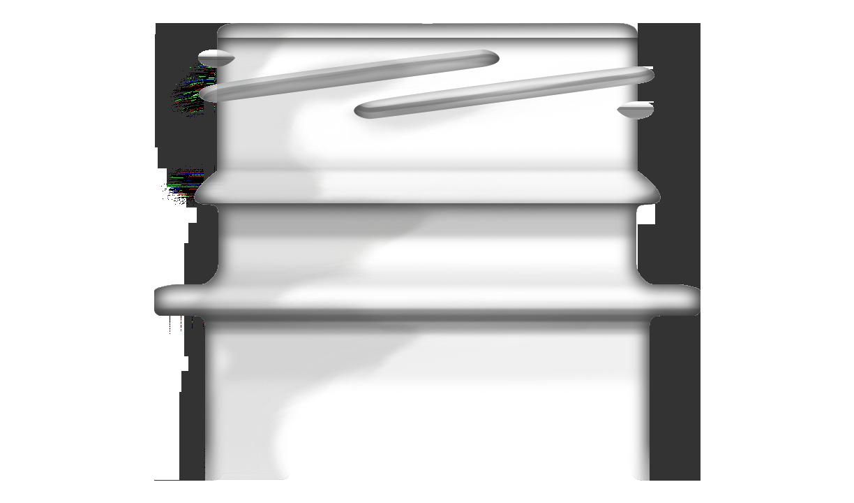 Bague de Finition 26,7mm US pour bouchon à vis
