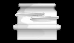 Bague de finition à butée SPI-490 pour bouchon à vis