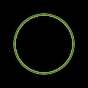 Illustration d'une bande d'inviolabilité à anneau - vue de dessus