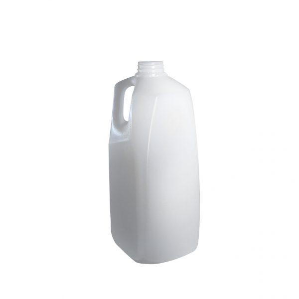 White 2 litres (2l) HDPE Jug Bottle with 38mm DBJ Neck Finish