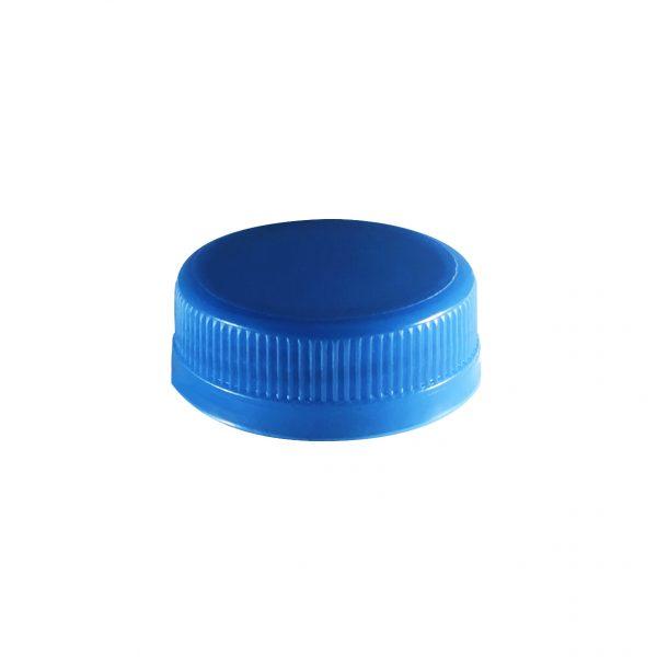 Fermeture Bouchon à Vis Bleu Pâle 38mm DBJ (Drop Band J Style) Dessus