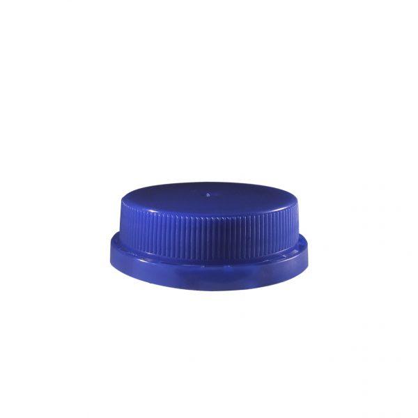 Dark Blue 38mm SWTE (Standard Weight Tamper Evident) Screw Cap Closure Top