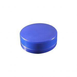 Fermeture Bouchon à Vis Bleu Pâle 48/41 Dessus