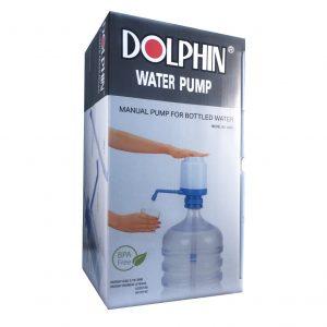 Pompe à Eau Manuelle Dolphin Boite Devant
